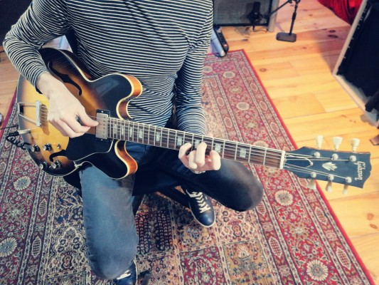 Aldo Spadaro - Teaching Guitar