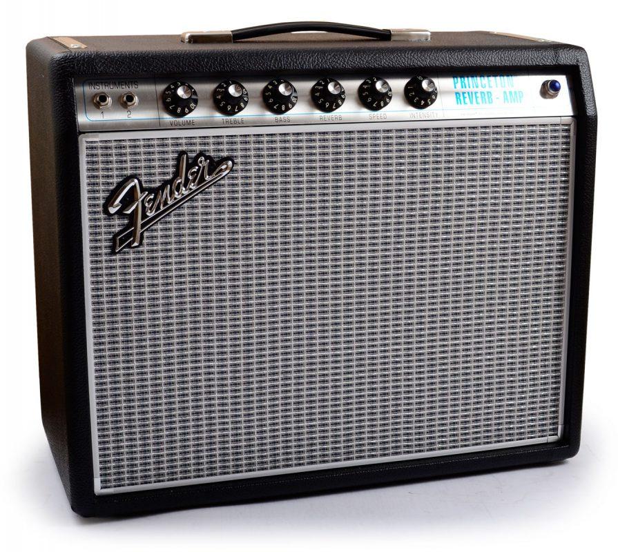 Princeton Reverb - 68 Custom
