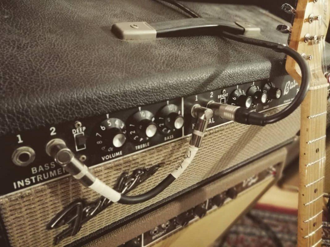 1966 Fender Bassman - Jumpered Channels