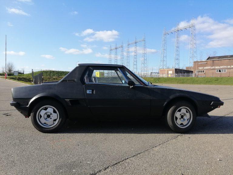 Fiat X1/9 - Serie Speciale 1978