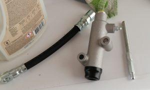 Fiat X1:9 - New Clutch Slave Cilinder